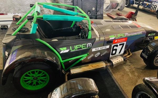 Car & Trailer Sales - UPE Motorsport